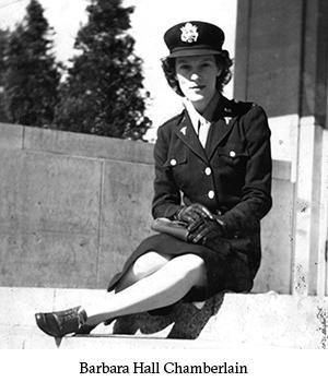 Barbara Hall Chamberlain