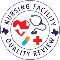 Nursing Facility Quality Review Logo
