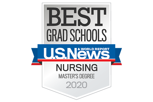 Best Grad Schools U.S. News & World Report Nursing Master's Degree 2020