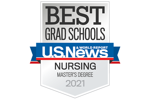 Best Grad Schools U.S. News & World Report Nursing Master's Degree 2021