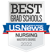 Best Grad Schools U.S. News & World Report Nursing Master's Degree 2022