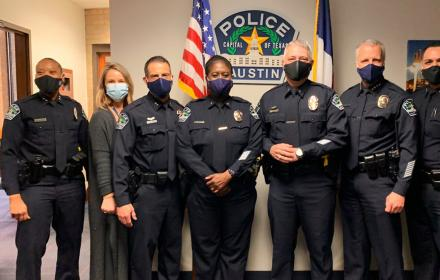 Austin Police Officers