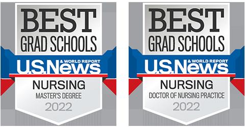 Best Grad Schools U.S. News & World Report Nursing Master's and DNP Programs 2022